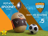 Potato Spooney Player Card