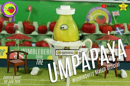 UMPAPAYA - Wimbleberry 2019