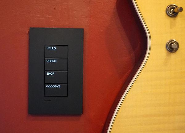 Palladiom Keypad