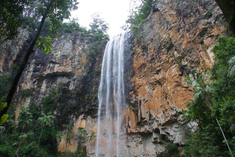 Purling Brook Falls, Gold Coast Hinterland
