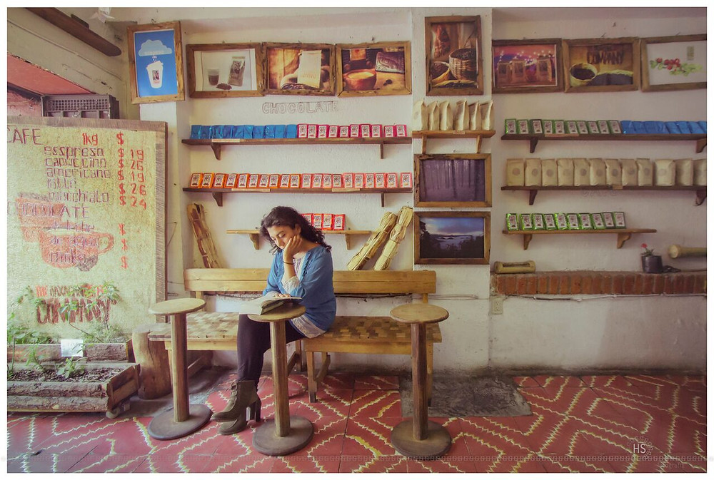 Inside Oaxaca En Una Taza