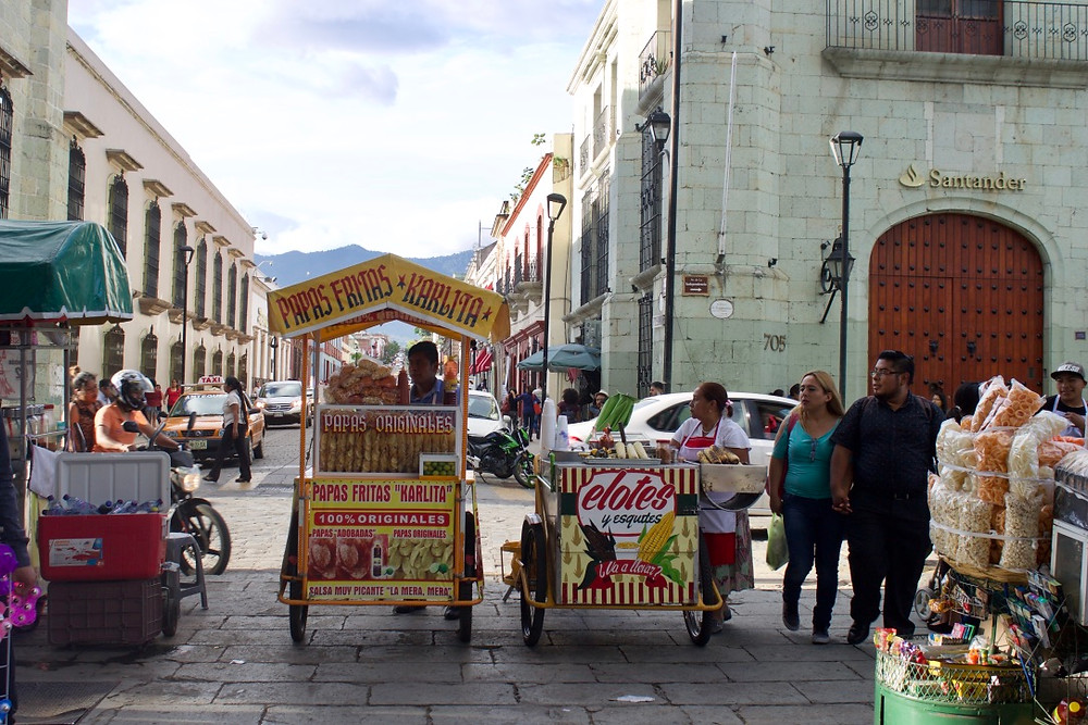 Street Eats, Oaxaca City