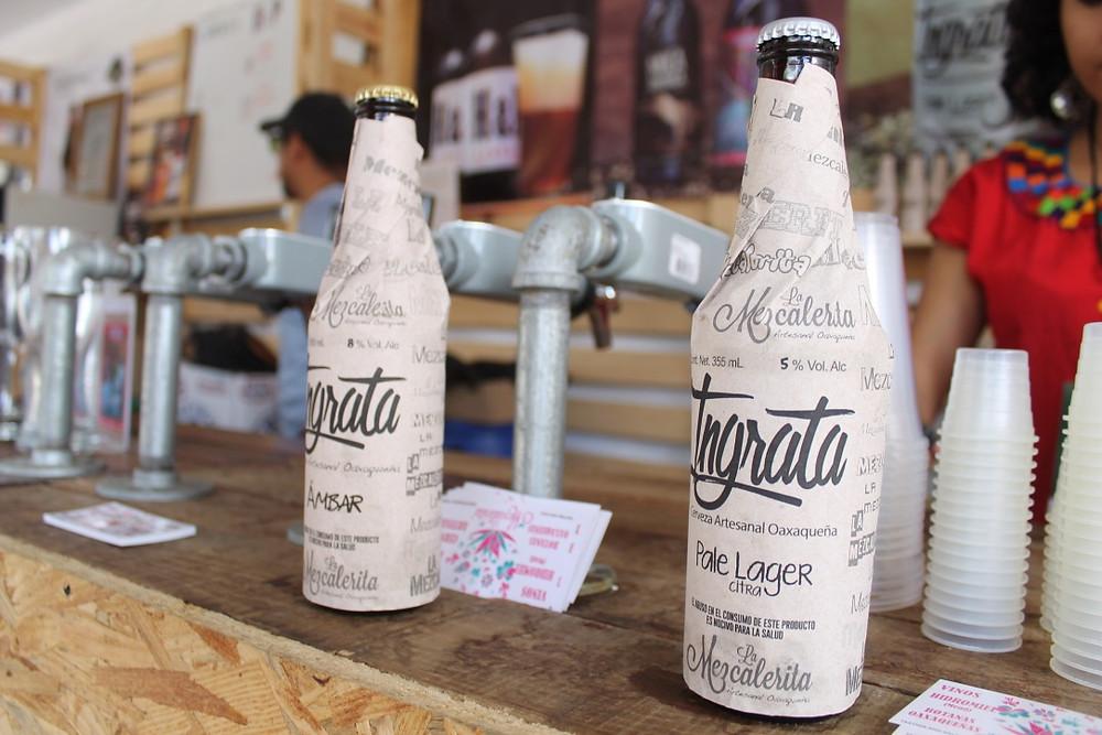 Beers from La Ingrata
