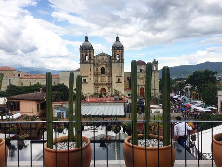5 Best Rooftop Bars in Oaxaca City
