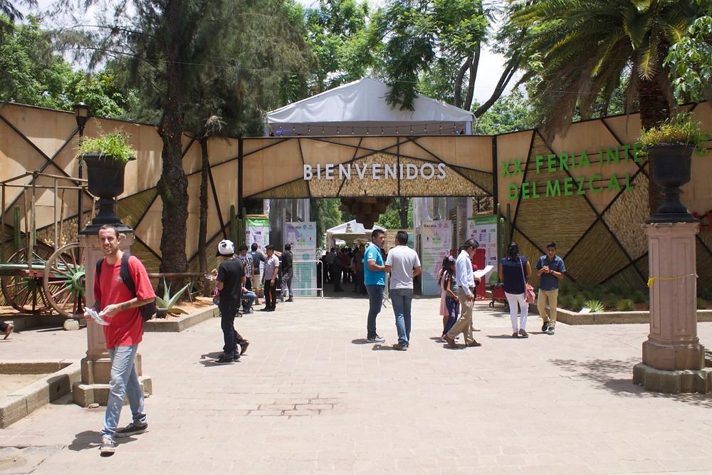 Entrance to the Fair