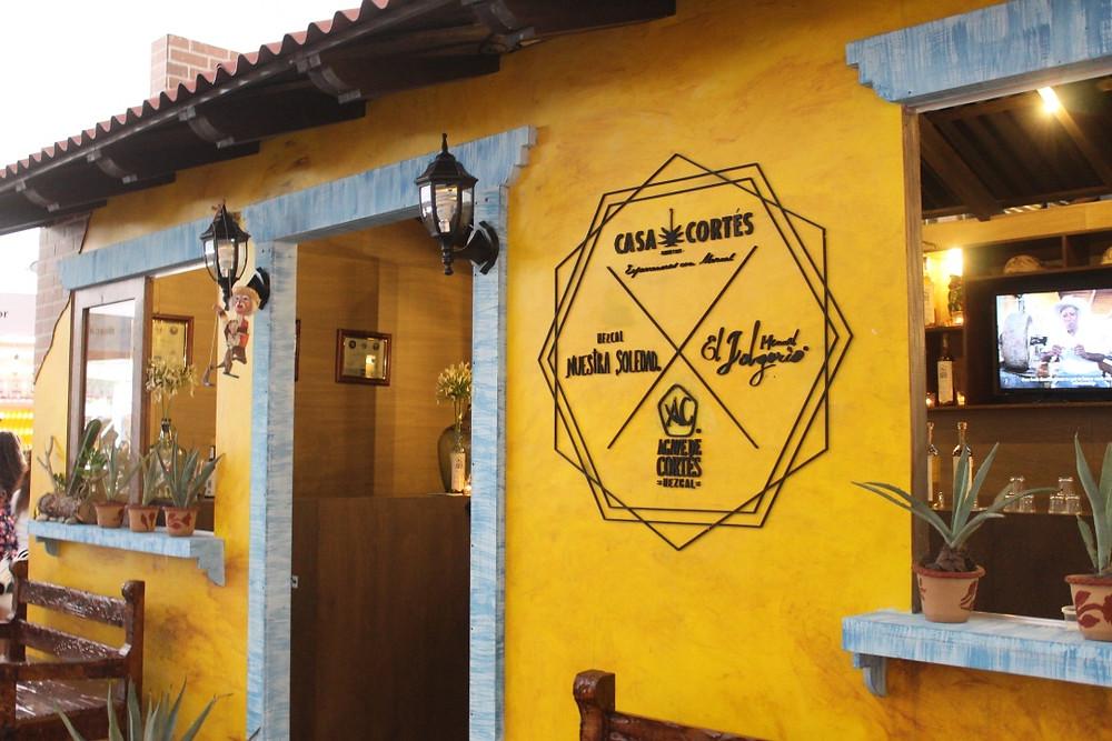 Casa Cortes Mezcalería