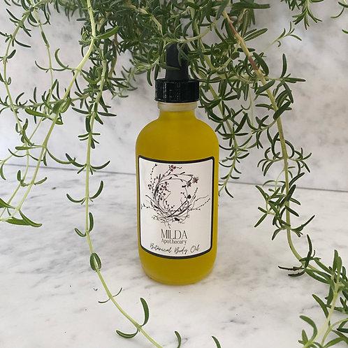Botanical Body Oil