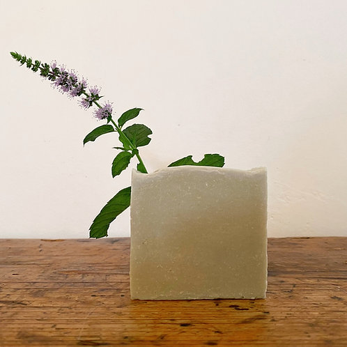 Olive Oil Green Clay Soap