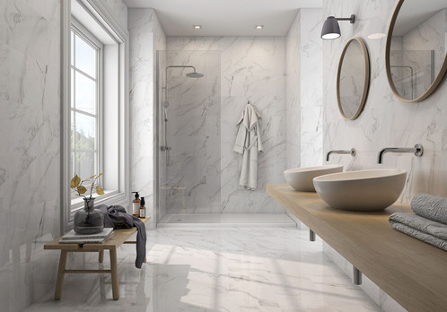 Carrara ceramic tile rts tile supply floor and wall tiles carrara ceramic floor and wall tile 300 x 400 300 x 300 ppazfo
