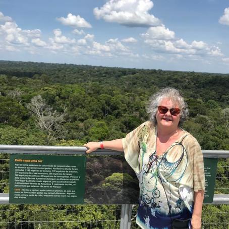 Amazônia: um imã na minha vida