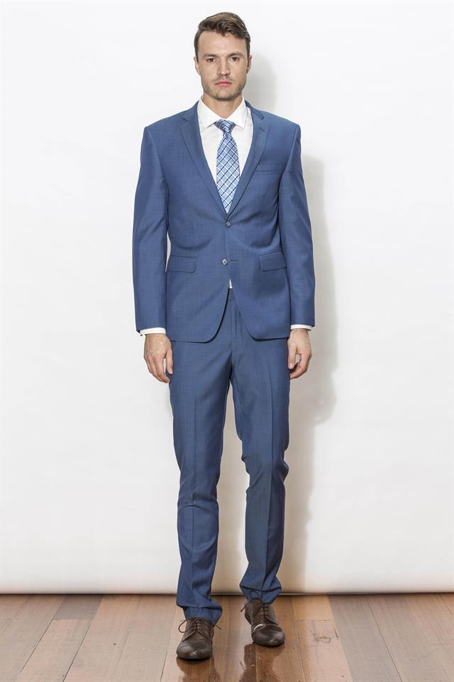 Rooney Suit - Jet Aqua