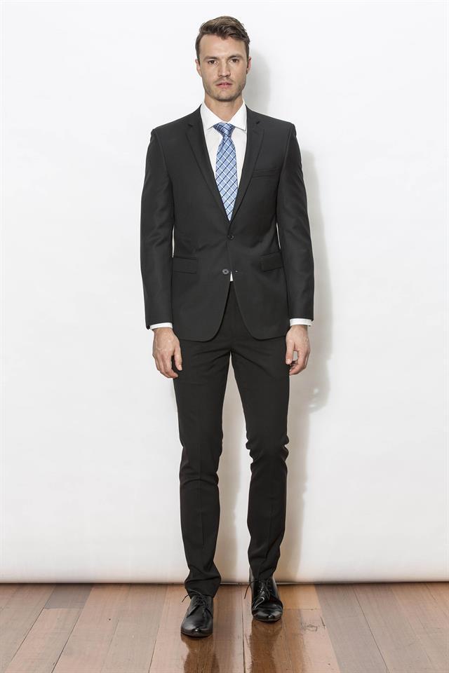 Rooney Suit - Jet Black