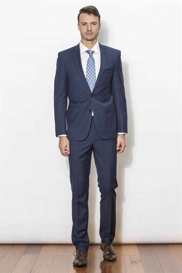 Rooney Suit - Jet Mid Blue