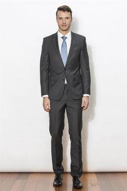 Rooney Suit - Jet Charcoal