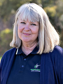 Profile photo of Sue Turner, Caseworker at Western Women's Legal Support.