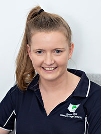 Profile photo of Hannah Robinson, Generalist Solicitor at Western NSW Community Legal Centre.