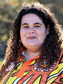 Profile photo of Mellissa Shennan, Aboriginal Suport Worker at Western Women's Legal Support.
