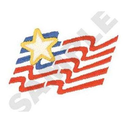 Abstract Flag 1