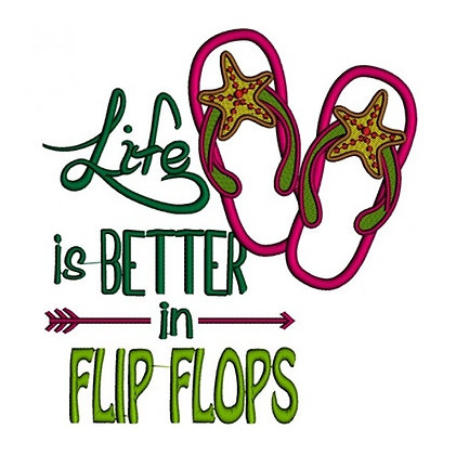 Better in Flip Flops