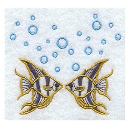 Angelfish Mirror