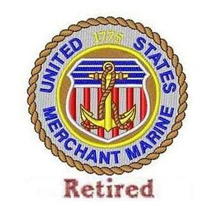 US Merchant Marine - Retired
