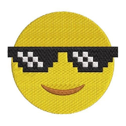 Smiling Face with Sunglasses 2