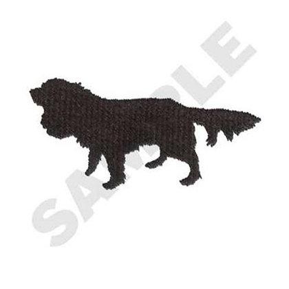 Dog Silhouette 1