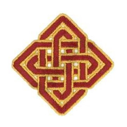 Celtic Diamond Knot