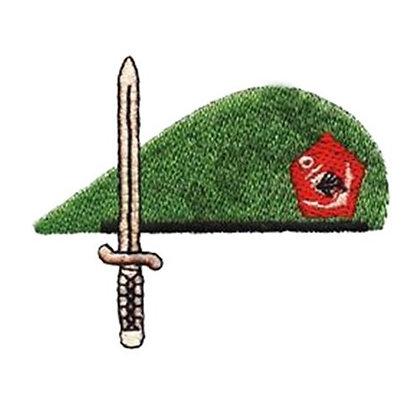 Green Beret & Sword