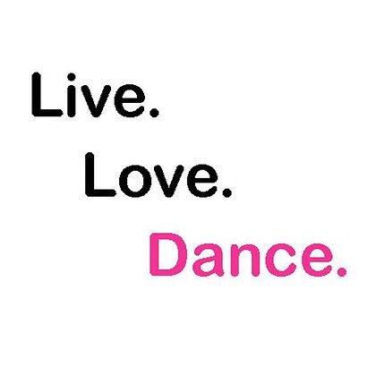 Live. Love. Dance.