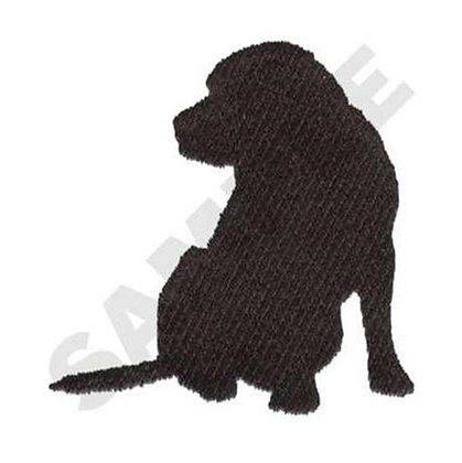 Dog Silhouette 2