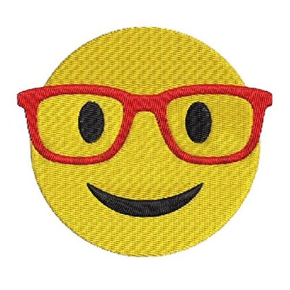 Smiling Face with Glasses