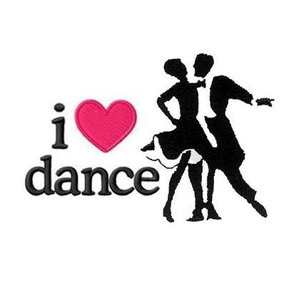 I Love Ballroom Dance