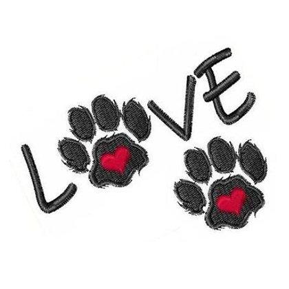 Love - 2 Paws