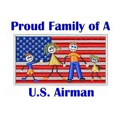 US Airman Family