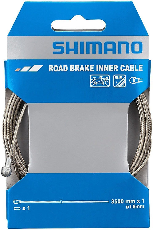 Shimano Road Tandem Inner Brake Cable Stainless Steel