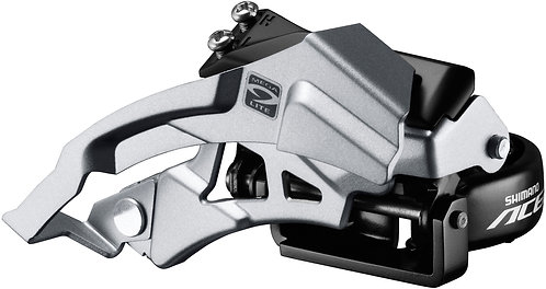 Shimano Acera M3000 Triple Front Derailleur Top swing Dual-pull 9-speed 66-69