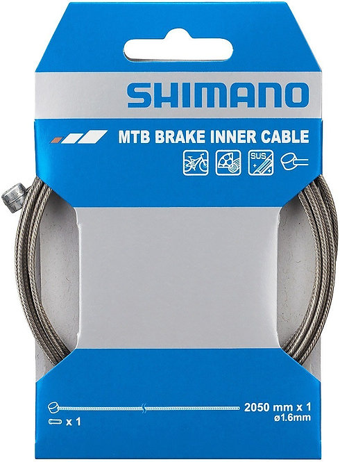 Shimano MTB Inner Brake Cable Stainless Steel