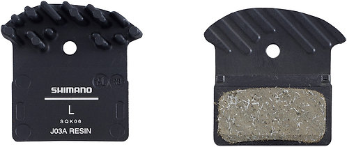 Shimano J03A Disc Brake Pads and Spring