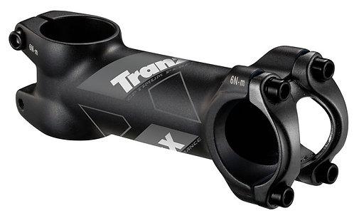 Tranz X JD-ST58-A Head Stem in Matt Black 31.8mm