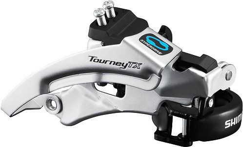 Shimano Tourney TX Front Derailleur Top Swing Dual Pull for 42/48T 63-66
