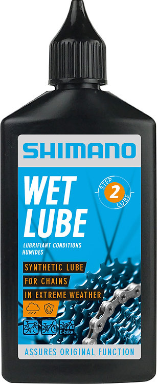 Shimano Wet lube 100 ml bottle