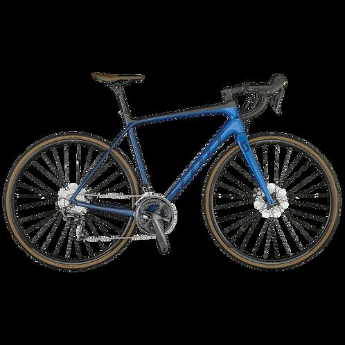 Scott Addict 10 Disc Marine Blue Disc Brake Road Bike