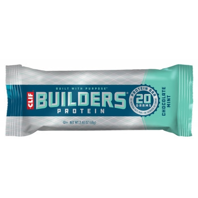 Clif Builders Chocolate Mint Single Bar