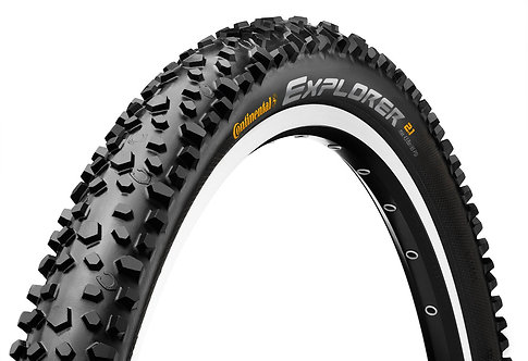 Continental Explorer 24 x 1.75 inch Black Tyre
