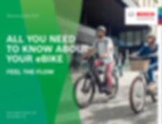 Bosch eBike Advert