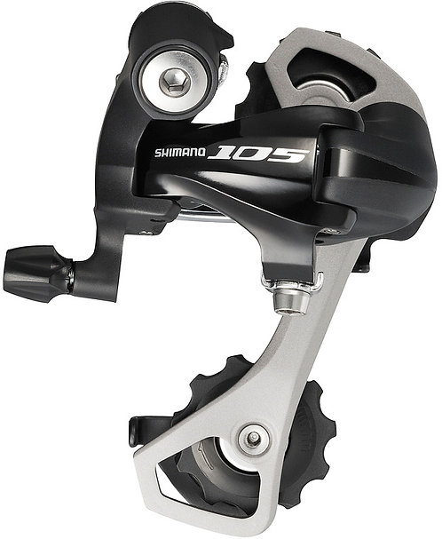 Shimano RD-5701 105 10-Speed Rear derailleur GS Max 32T with Double c/set