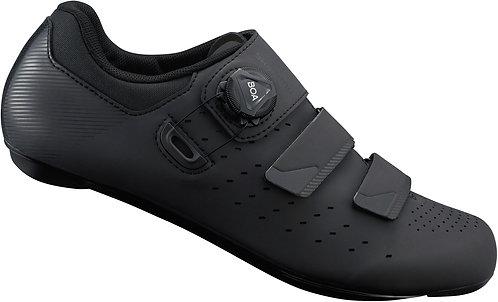 Shimano RP4 SPD SL Road Shoes Black