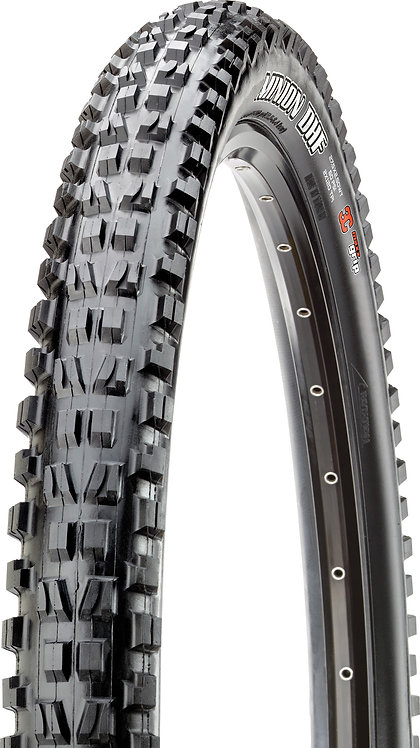 Maxxis Minion DHF 29 x 2.50 60 TPI Folding Dual Compound ExO / TR Tyre