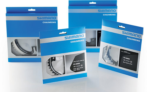 Shimano 105 Chainring 34 Tooth Black
